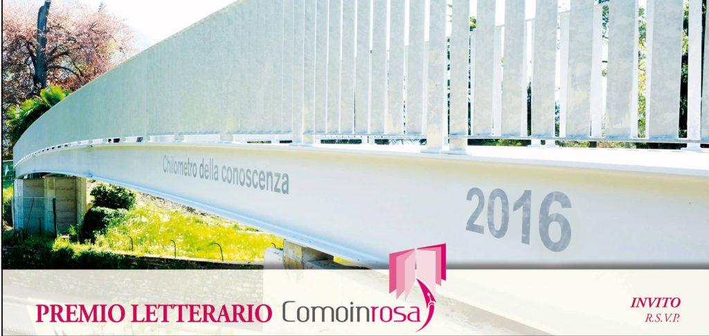 Logo Premio letterario COMOINROSA