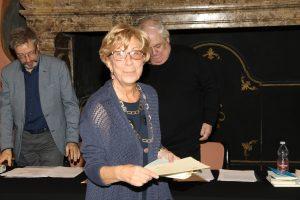 Mariastella Eisenberg - finalista della sezione Poesia edita del Premio Europa in versi