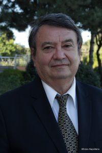 il poeta Ion Deaconescu