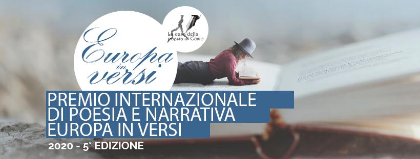 Premio Internazionale di poesia e narrativa Europa in versi